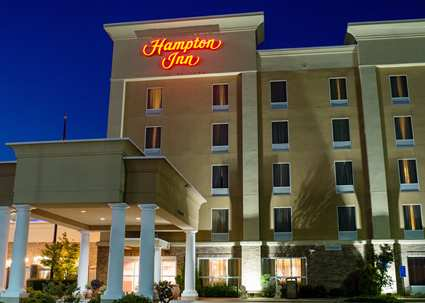Hampton Inn West Oxford